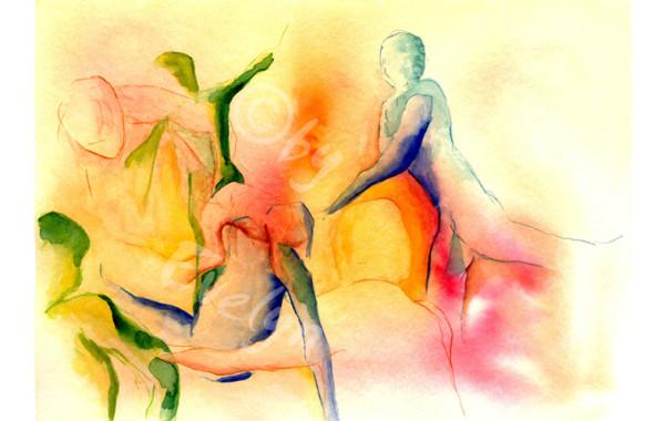 Tanzende 15